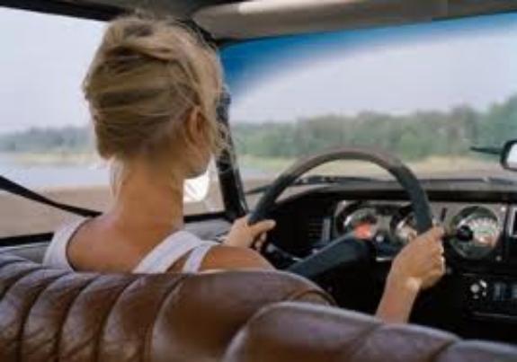 drivingwoman